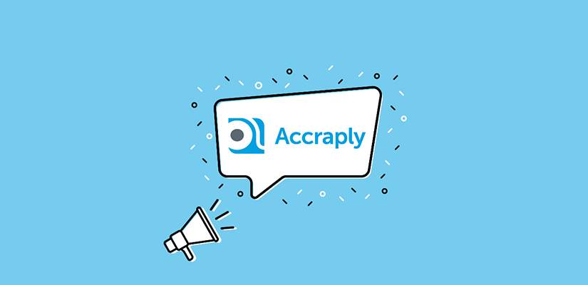 Accraply Gone Blue