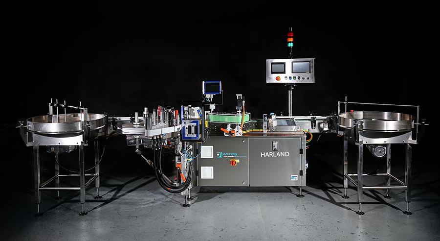 Sirius Pharmaceutical Labelling Machine
