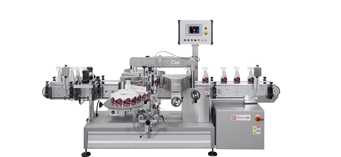 35PW S Series Labeler