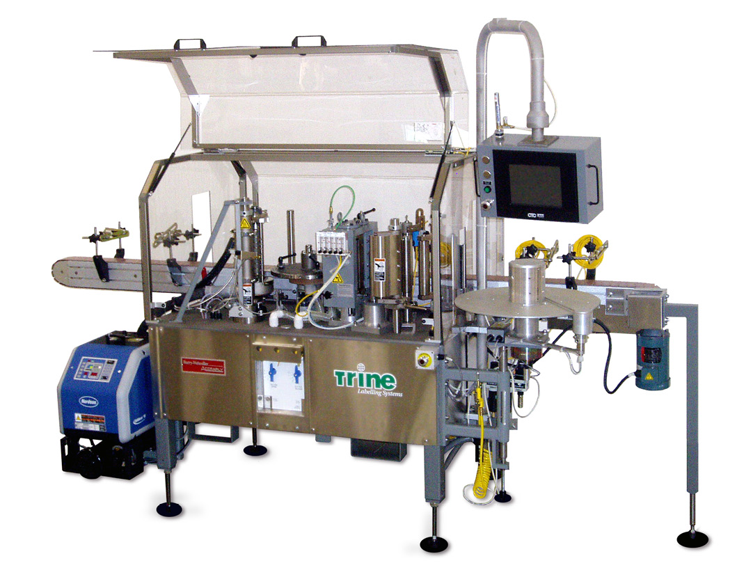 4500 Roll-fed Labeling