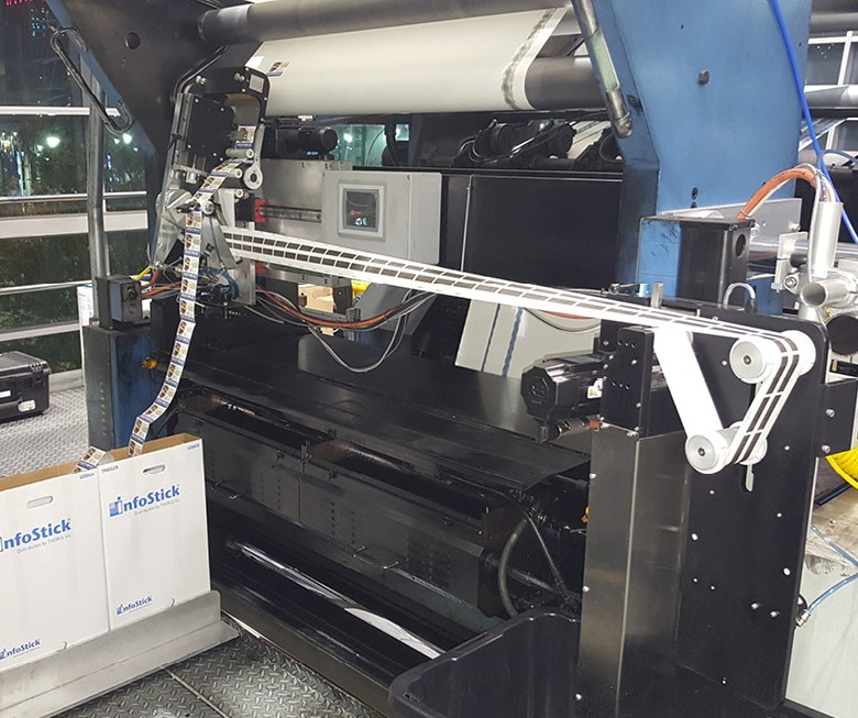 5203UHS Ultra High Speed Labeler