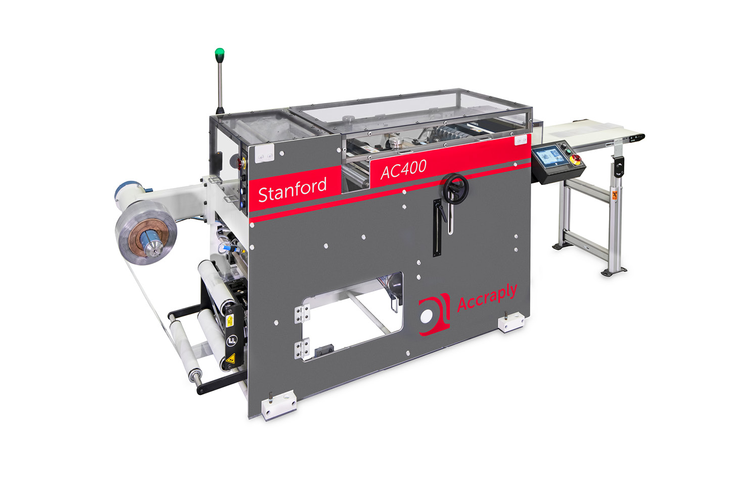 Stanford Shrink Sleeve Converting Equipment | Accraply