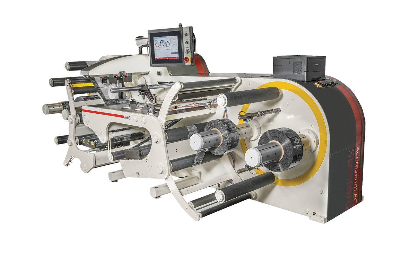 ASFC Fully Continuous Shrink Sleeve Seamer