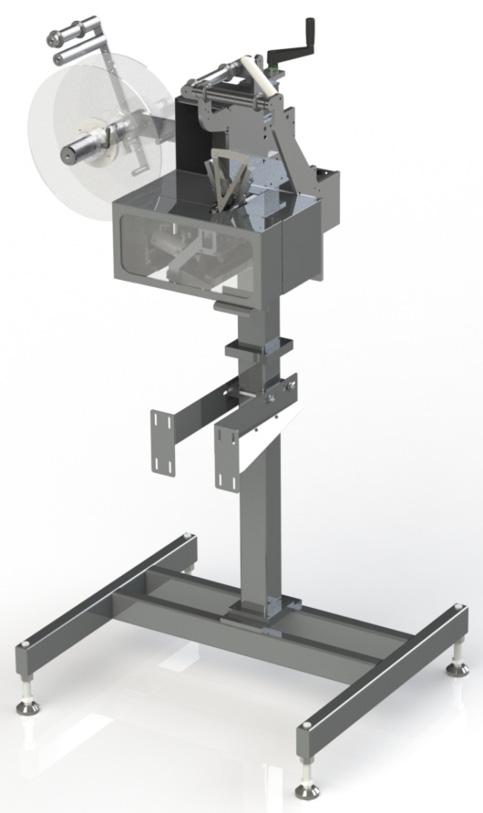 DF60 Shrink Sleeve Machine