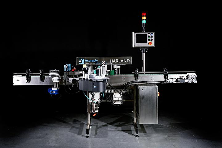 Series 100 Pressure Sensitive Labeler