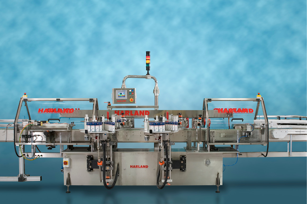 Harland Mercury Labeling System
