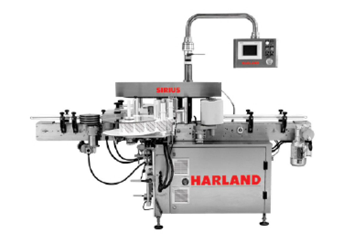 Harland Sirius Labeling System