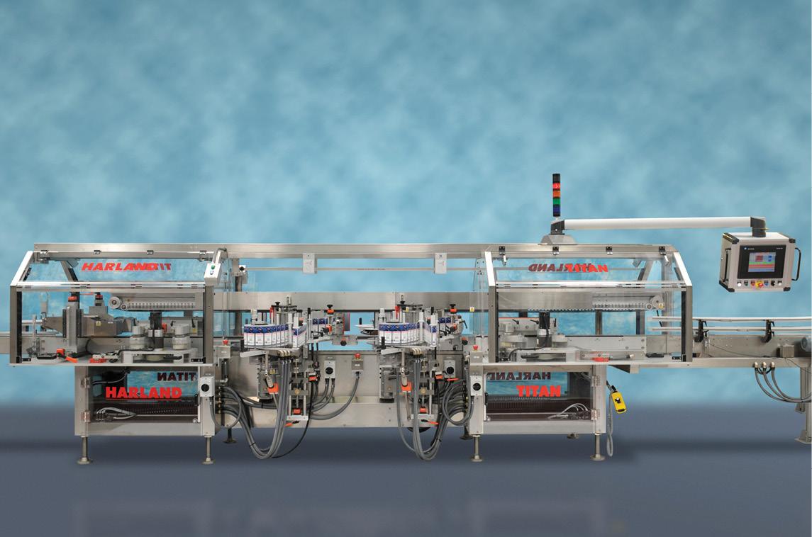 Harland Titan Labeling System