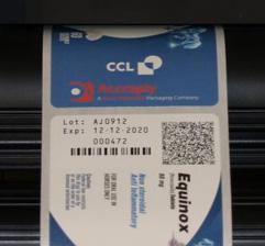 Label Code Scan
